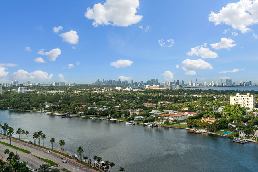 Real Estate Photography - 4779 Collins Ave., Unit 2007, Miami Beach, FL, 33140 - City View