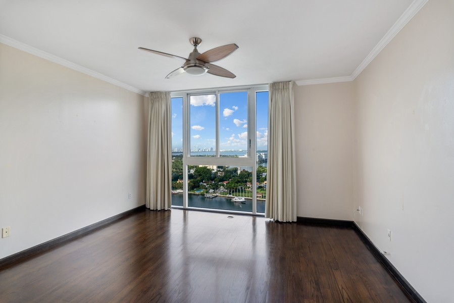 Real Estate Photography - 4779 Collins Ave., Unit 2007, Miami Beach, FL, 33140 - Master Bedroom