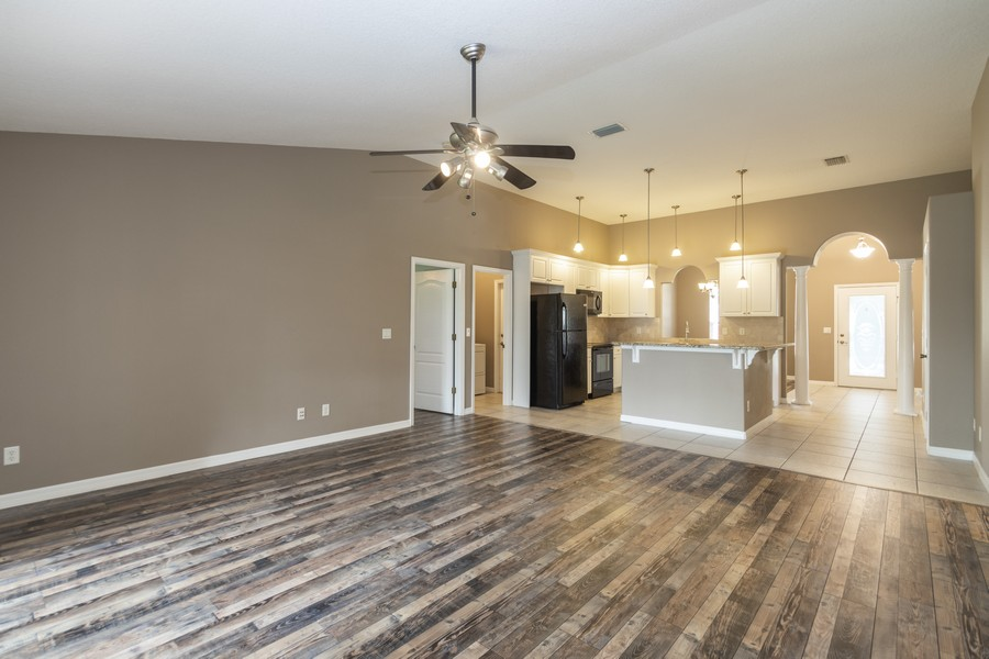 Real Estate Photography - 140 Red Maple Burl Cir, Debary, FL, 32713 - Family Room