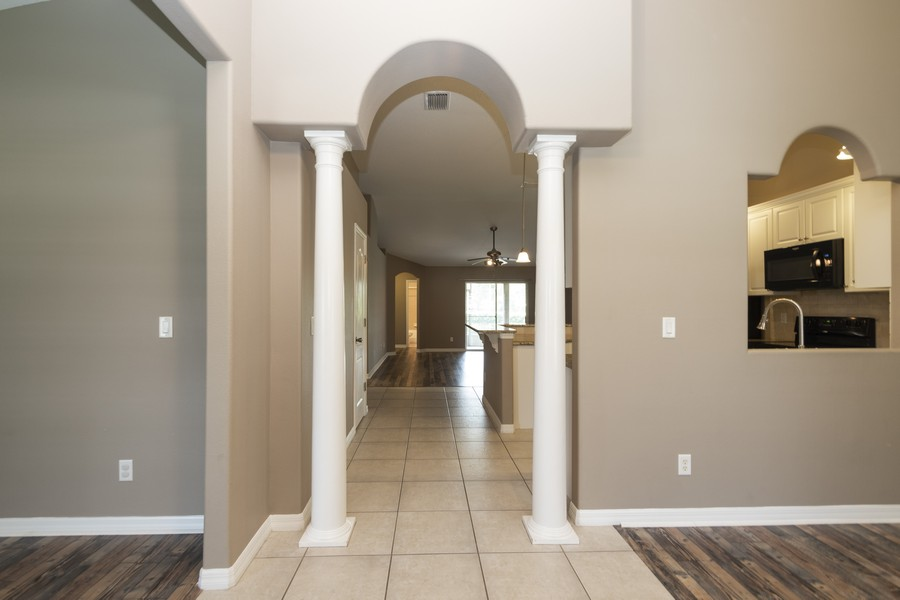 Real Estate Photography - 140 Red Maple Burl Cir, Debary, FL, 32713 - Foyer