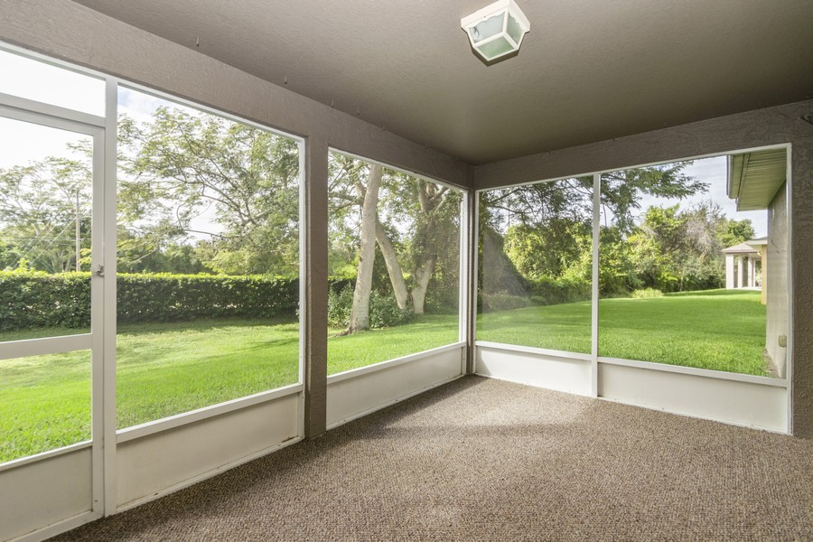Real Estate Photography - 140 Red Maple Burl Cir, Debary, FL, 32713 - Porch