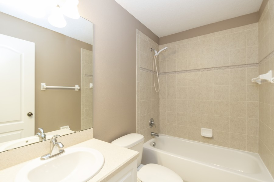Real Estate Photography - 140 Red Maple Burl Cir, Debary, FL, 32713 - 2nd Bathroom