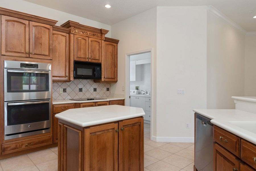 Real Estate Photography - 1569 Westover Loop, Lake Mary, FL, 32746 - Kitchen