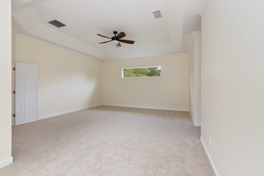 Real Estate Photography - 1569 Westover Loop, Lake Mary, FL, 32746 - Master Bedroom