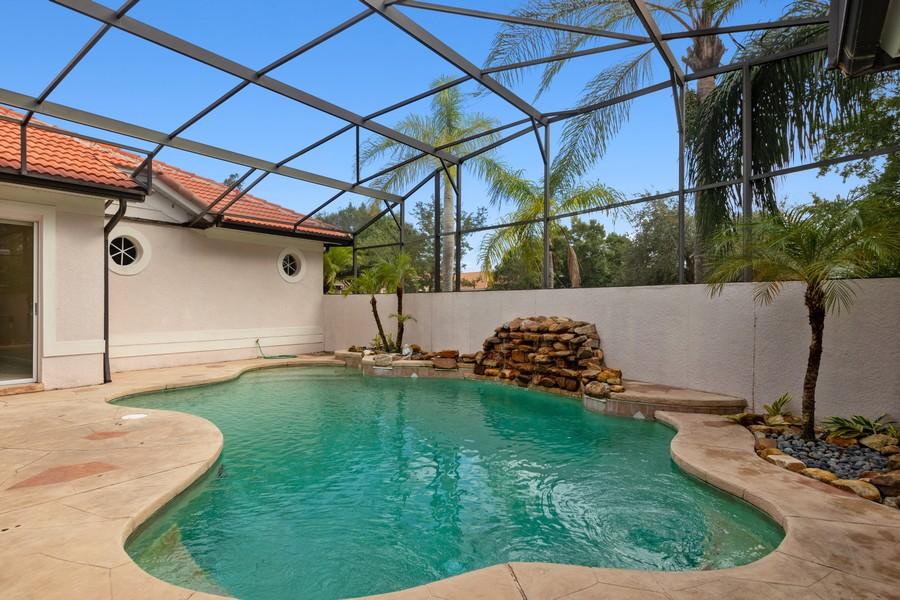 Real Estate Photography - 1569 Westover Loop, Lake Mary, FL, 32746 - Pool