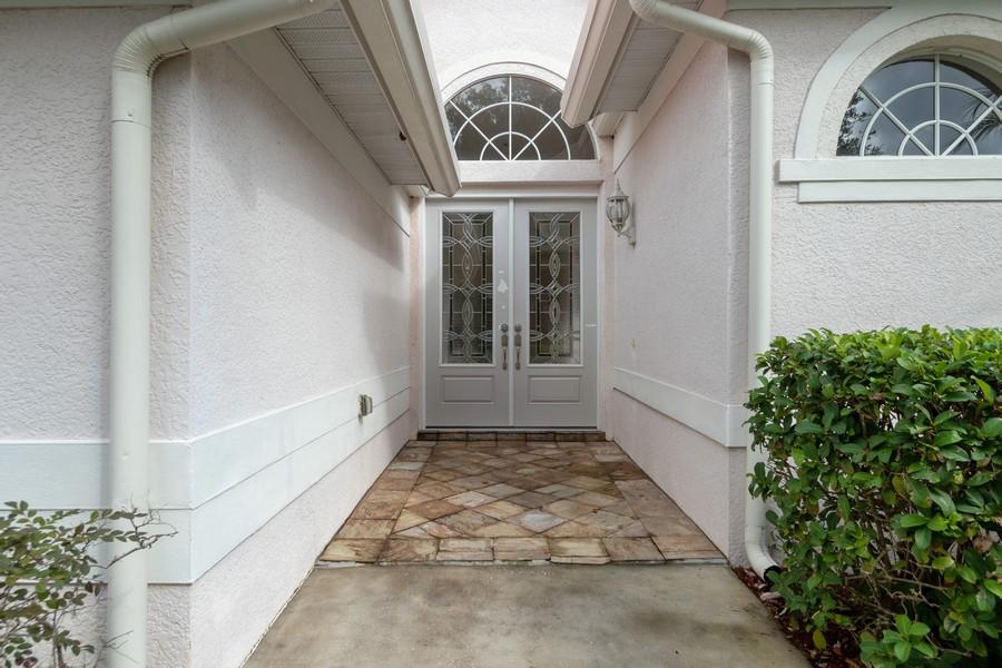 Real Estate Photography - 1569 Westover Loop, Lake Mary, FL, 32746 - Entrance