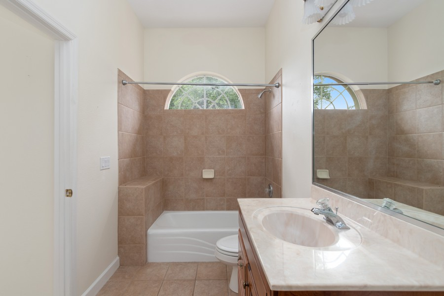 Real Estate Photography - 1569 Westover Loop, Lake Mary, FL, 32746 - Bathroom