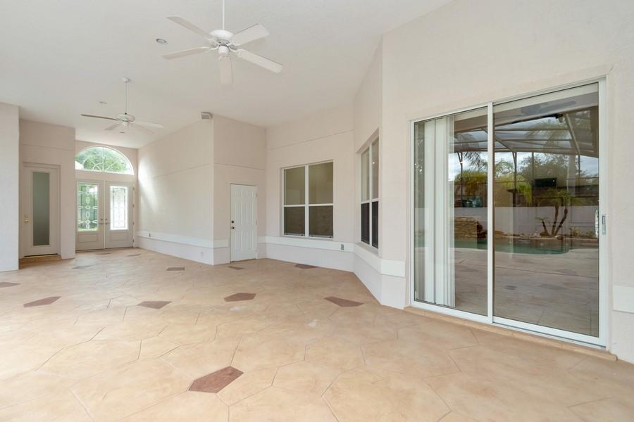 Real Estate Photography - 1569 Westover Loop, Lake Mary, FL, 32746 - Patio