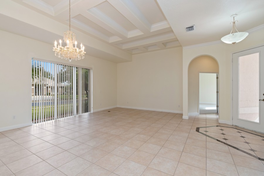Real Estate Photography - 1569 Westover Loop, Lake Mary, FL, 32746 - Living Room / Dining Room