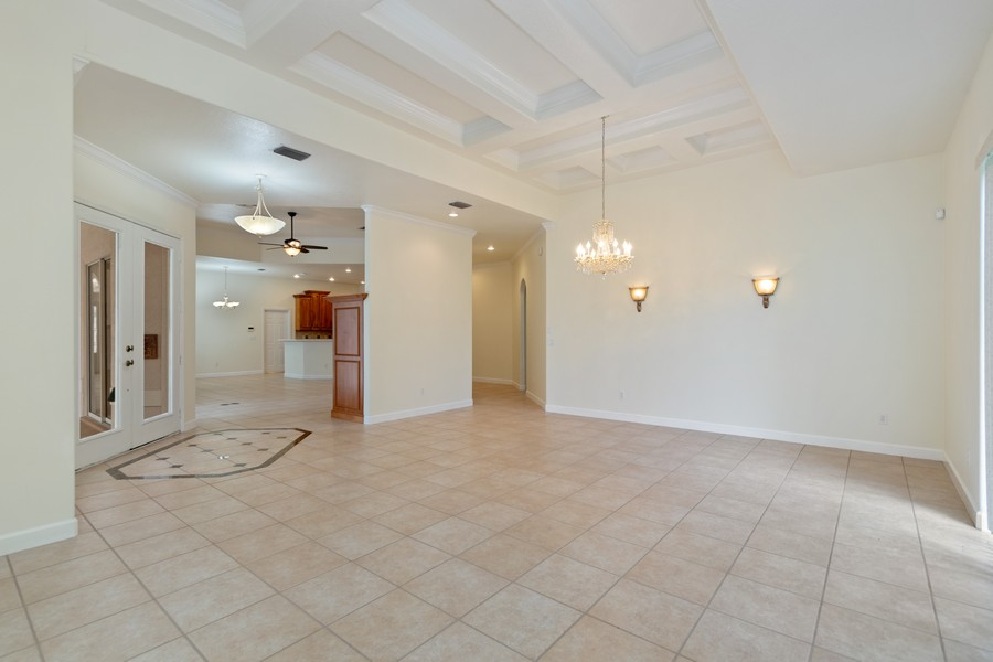 Real Estate Photography - 1569 Westover Loop, Lake Mary, FL, 32746 - Living Room/Dining Room
