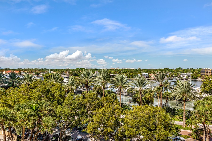 Real Estate Photography - 3 Grove Isle Dr. #C506, Miami, FL, 33133 - View