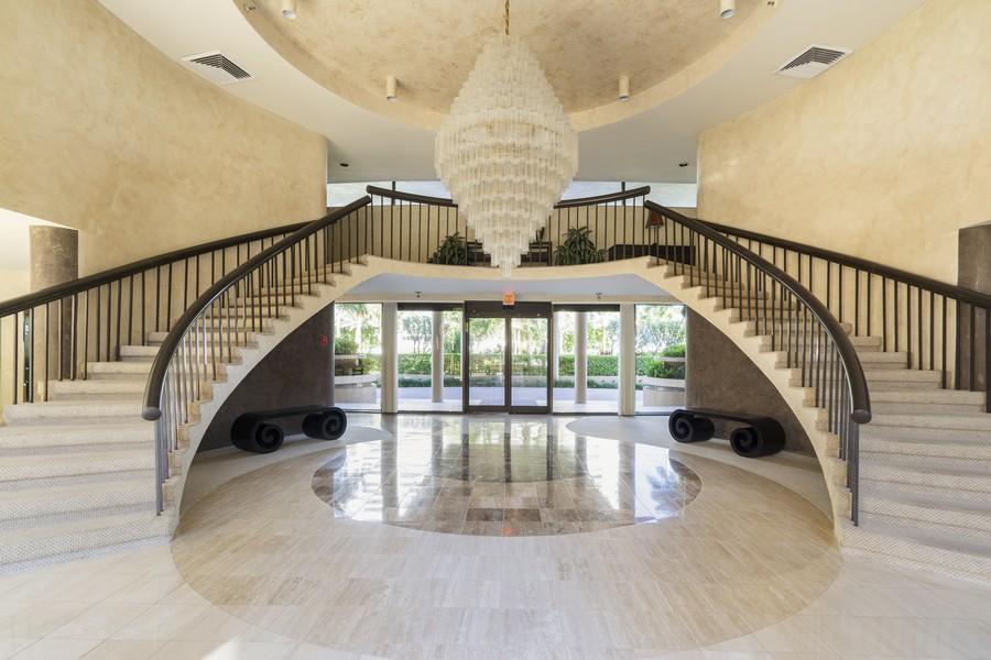 Real Estate Photography - 1401 S Ocean Blvd, #403, Boca Raton, FL, 33432 - Lobby