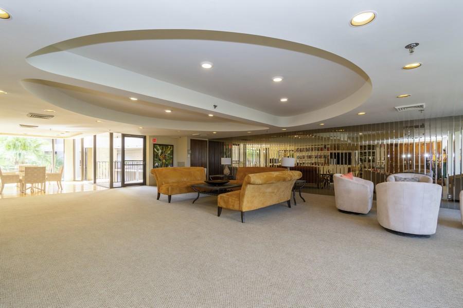Real Estate Photography - 1401 S Ocean Blvd, #403, Boca Raton, FL, 33432 - Clubhouse
