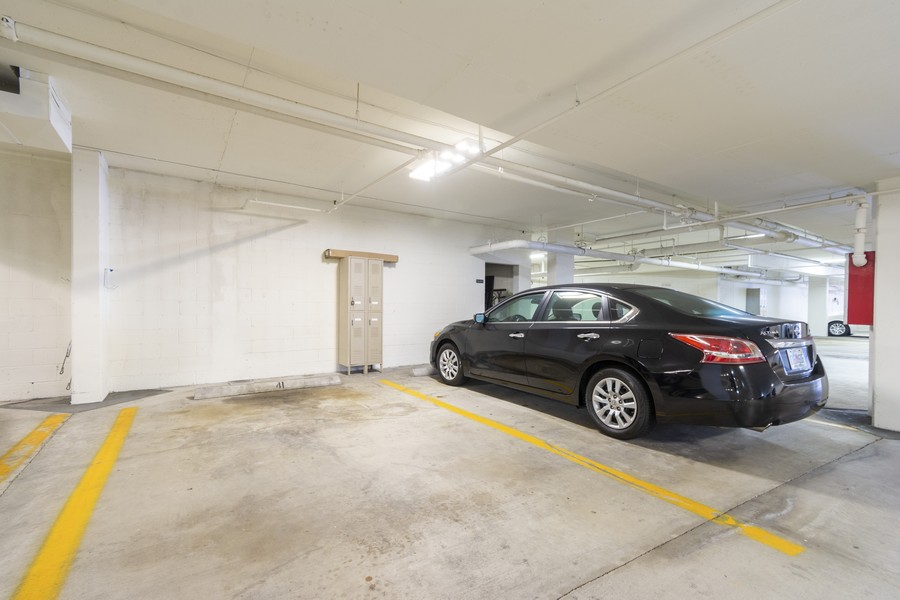 Real Estate Photography - 1401 S Ocean Blvd, #403, Boca Raton, FL, 33432 - Garage