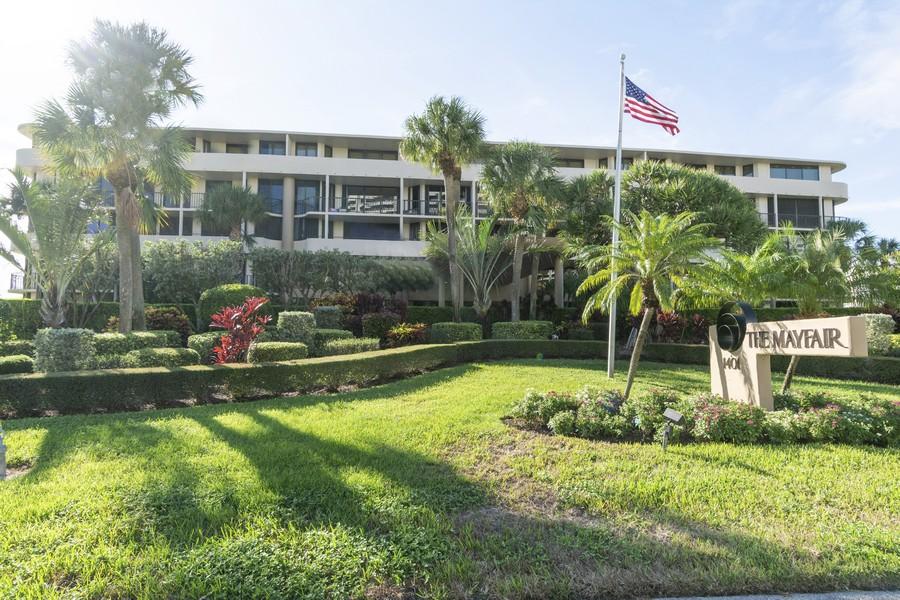 Real Estate Photography - 1401 S Ocean Blvd, #403, Boca Raton, FL, 33432 - Front View