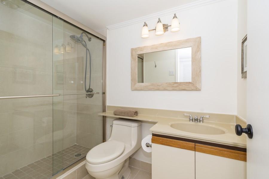 Real Estate Photography - 1401 S Ocean Blvd, #403, Boca Raton, FL, 33432 - Bathroom