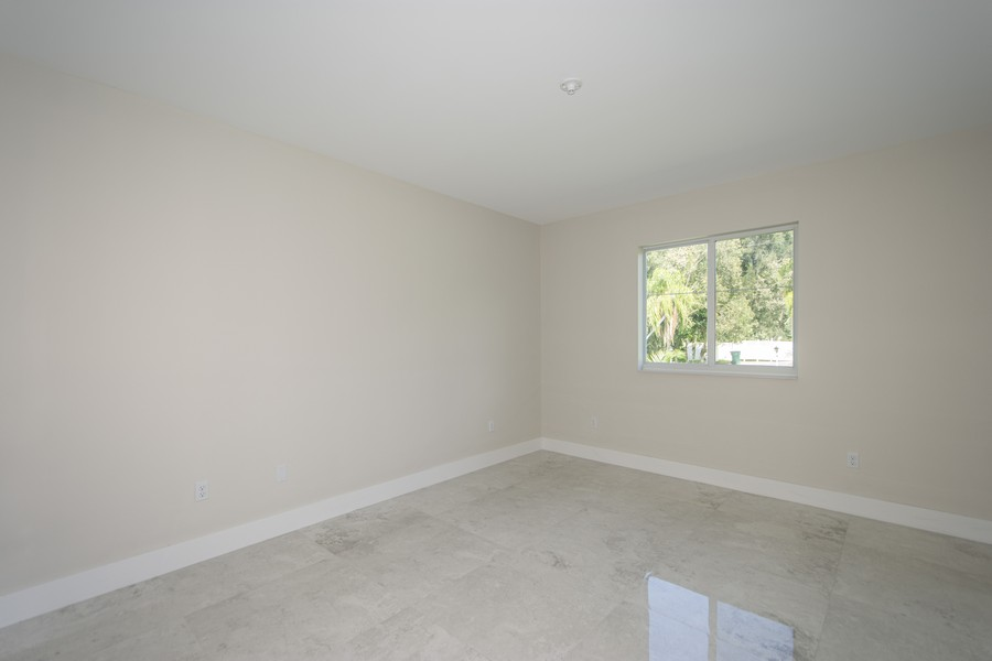 Real Estate Photography - 12100 NW 27th Street, Plantation, FL, 33323 - 3rd Bedroom