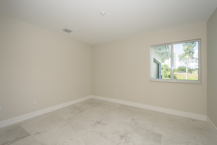 Real Estate Photography - 12100 NW 27th Street, Plantation, FL, 33323 - 4th Bedroom