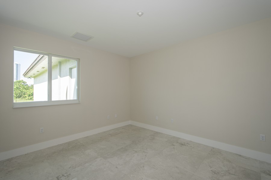Real Estate Photography - 12100 NW 27th Street, Plantation, FL, 33323 - 5th Bedroom