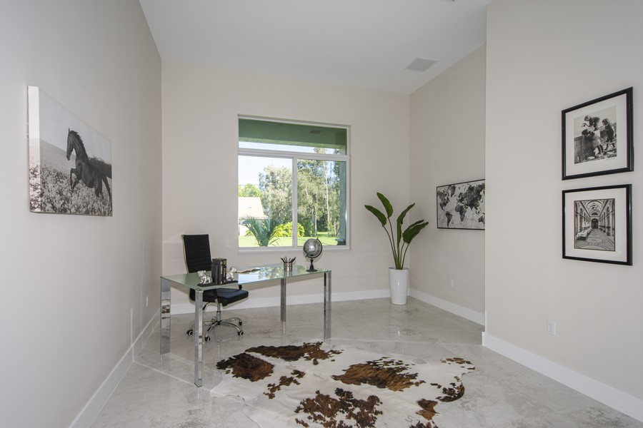 Real Estate Photography - 12100 NW 27th Street, Plantation, FL, 33323 - Office