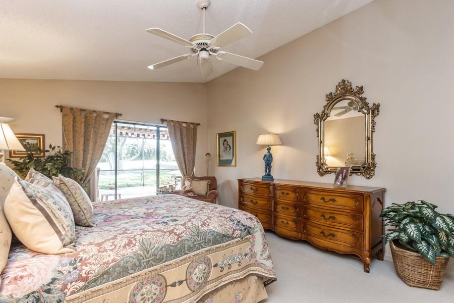 Real Estate Photography - 11150 Clover Leaf Cir, Boca Raton, FL, 33428 - Master Bedroom