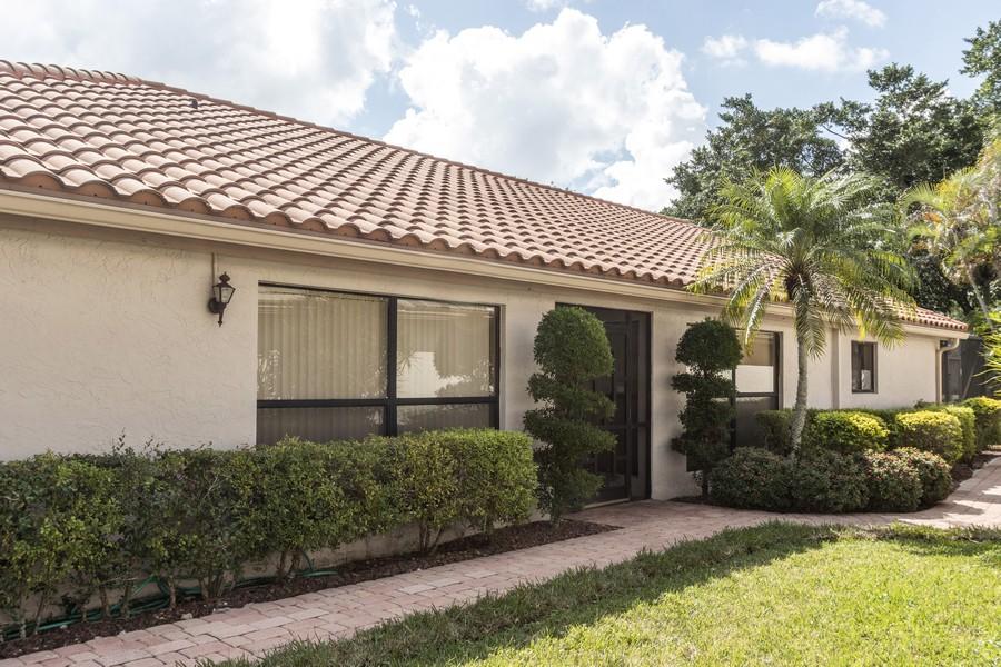 Real Estate Photography - 11150 Clover Leaf Cir, Boca Raton, FL, 33428 - Entrance