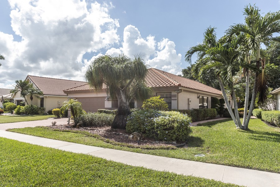 Real Estate Photography - 11150 Clover Leaf Cir, Boca Raton, FL, 33428 - Front of House