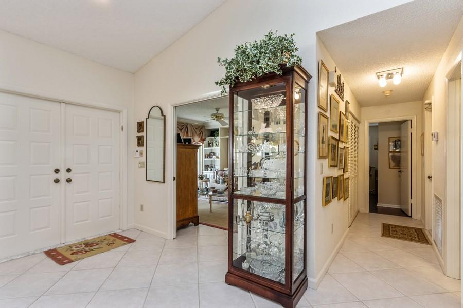 Real Estate Photography - 11150 Clover Leaf Cir, Boca Raton, FL, 33428 - Hallway