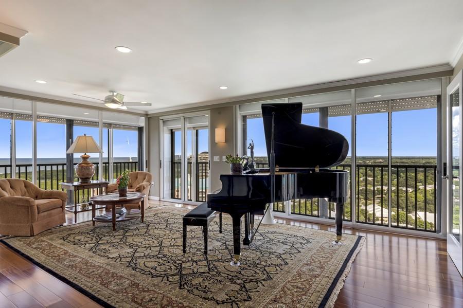 Real Estate Photography - 5601 Turtle Bay Dr, Unit 2004, Naples, FL, 34108 - View