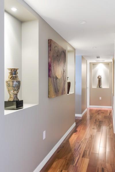 Real Estate Photography - 5601 Turtle Bay Dr, Unit 2004, Naples, FL, 34108 - Hallway