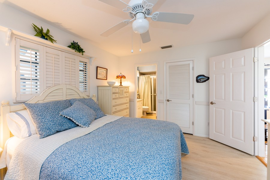 Real Estate Photography - 415 Bluebell Rd, Venice, FL, 34293 - 2nd Bedroom