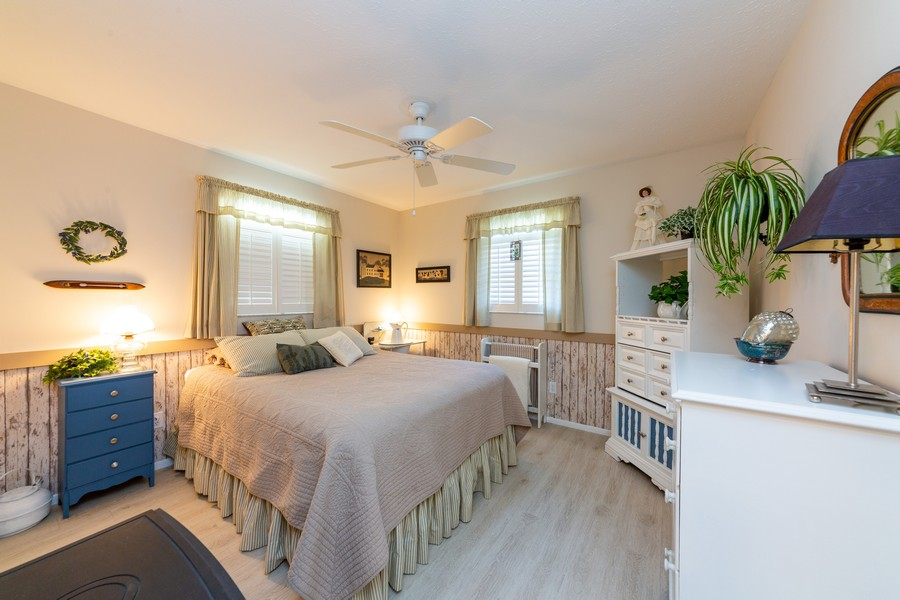 Real Estate Photography - 415 Bluebell Rd, Venice, FL, 34293 - 3rd Bedroom