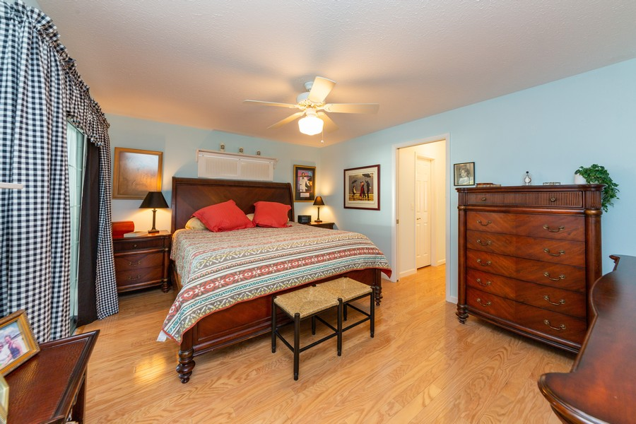 Real Estate Photography - 415 Bluebell Rd, Venice, FL, 34293 - Master Bedroom