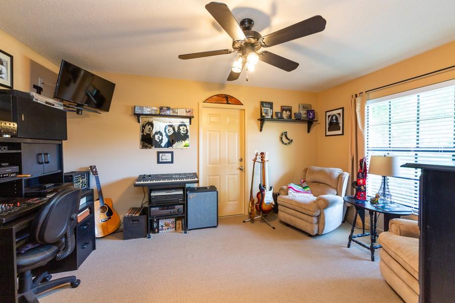 Real Estate Photography - 415 Bluebell Rd, Venice, FL, 34293 - Den