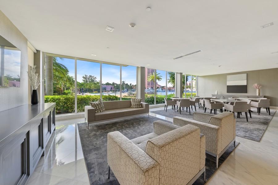 Real Estate Photography - 701 E. Camino Real, #3-C, Boca Raton, FL, 33432 - Clubhouse