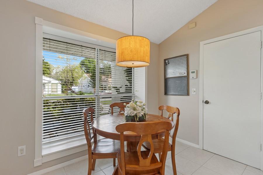 Real Estate Photography - 23271 Cedar Hollow Way, Boca Raton, FL, 33433 - Breakfast Area