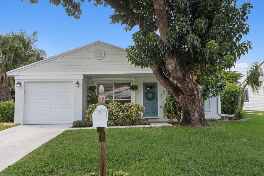 Real Estate Photography - 23271 Cedar Hollow Way, Boca Raton, FL, 33433 - Front View
