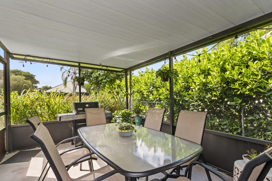 Real Estate Photography - 23271 Cedar Hollow Way, Boca Raton, FL, 33433 - Patio