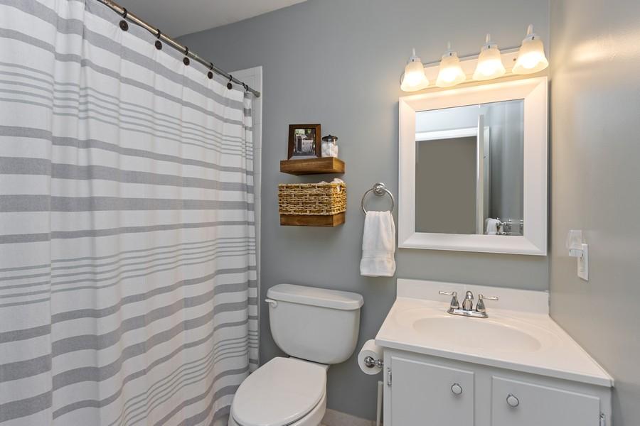 Real Estate Photography - 23271 Cedar Hollow Way, Boca Raton, FL, 33433 - 2nd Bathroom