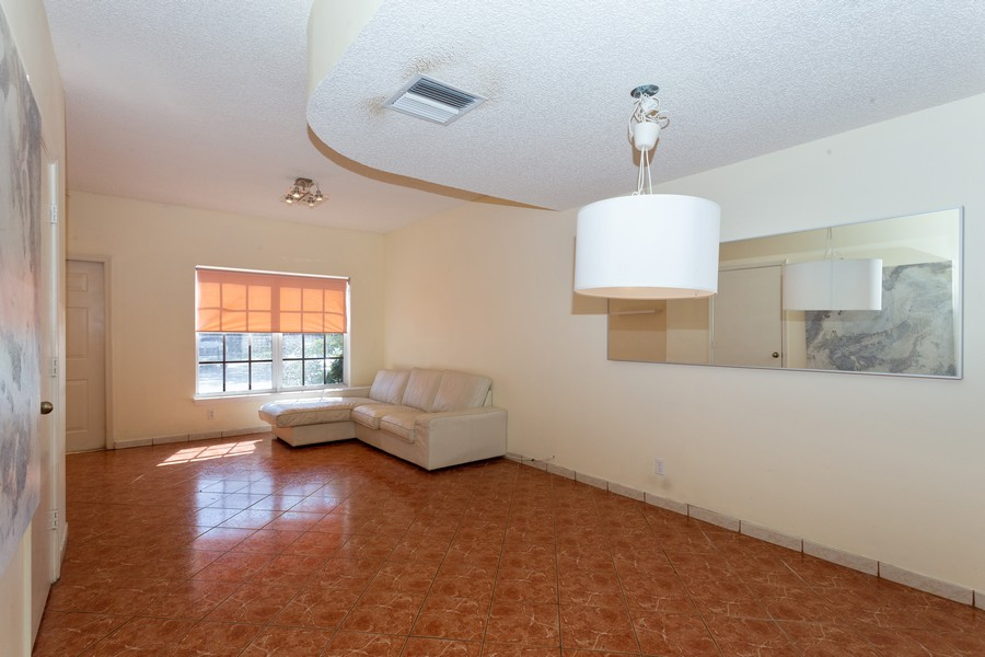 Real Estate Photography - 3165 SW 50th St, Fort Lauderdale, FL, 33312 - Living Room