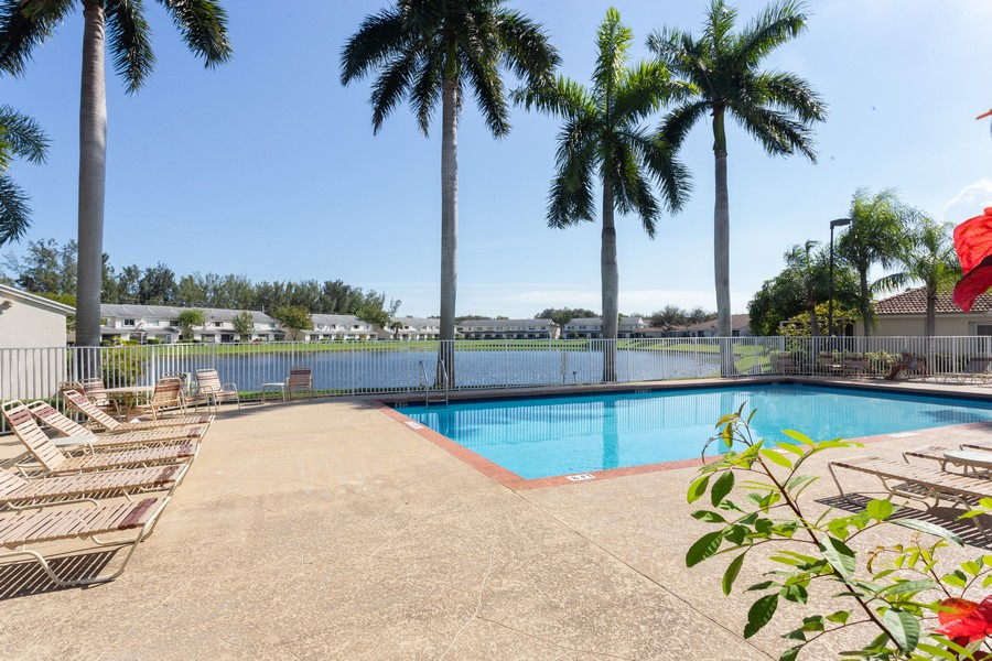 Real Estate Photography - 3165 SW 50th St, Fort Lauderdale, FL, 33312 - Pool