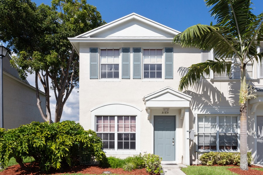 Real Estate Photography - 3165 SW 50th St, Fort Lauderdale, FL, 33312 - Front View