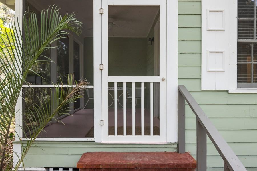 Real Estate Photography - 876 Windsor Drive, Sarasota, FL, 34234 - Entryway