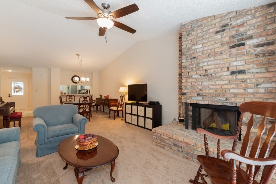 Real Estate Photography - 1055 Kensington Park Dr, Unit 803, Altamonte Springs, FL, 32714 - Living Room