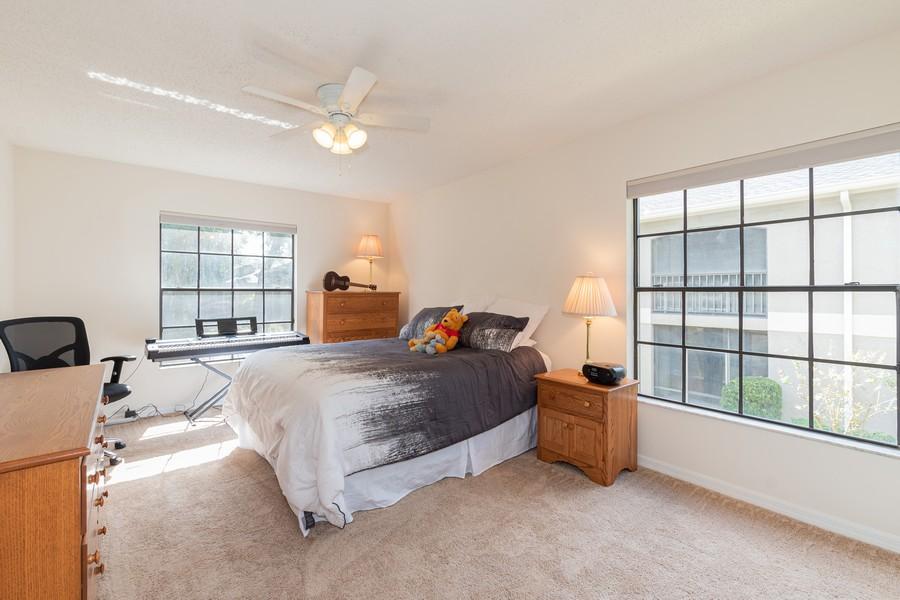Real Estate Photography - 1055 Kensington Park Dr, Unit 803, Altamonte Springs, FL, 32714 - 2nd Bedroom