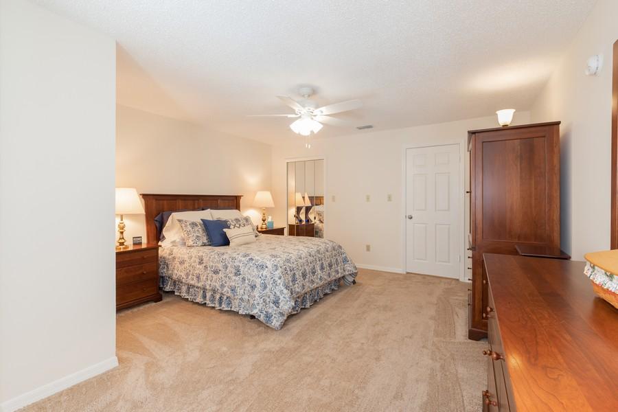 Real Estate Photography - 1055 Kensington Park Dr, Unit 803, Altamonte Springs, FL, 32714 - Master Bedroom
