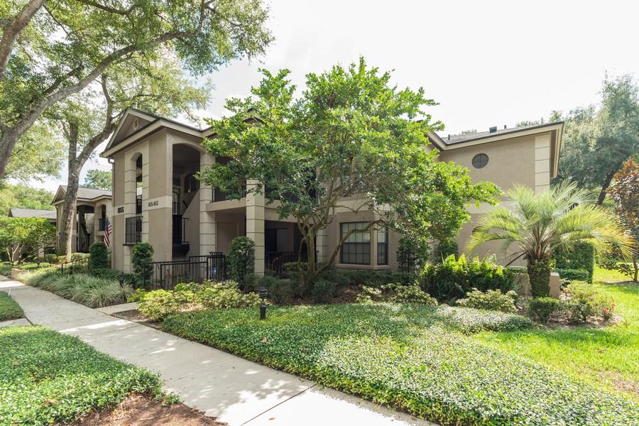 Real Estate Photography - 1055 Kensington Park Dr, Unit 803, Altamonte Springs, FL, 32714 - Front View