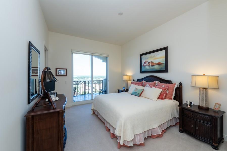 Real Estate Photography - 85 Avenue de la mer, 1106, Palm Coast, FL, 32137 - Guest Bedroom 1