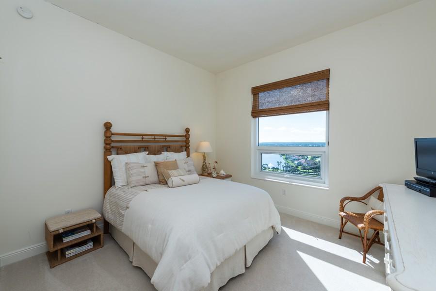 Real Estate Photography - 85 Avenue de la mer, 1106, Palm Coast, FL, 32137 - Guest Bedroom 2