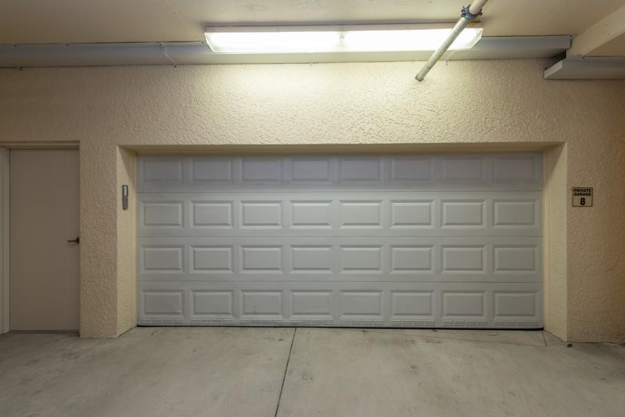 Real Estate Photography - 85 Avenue de la mer, 1106, Palm Coast, FL, 32137 - Private Garage/Storage area